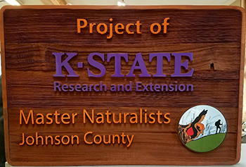 Extension Master Naturalist Sign