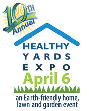 10TH Annual Healthy Yards Expo logo