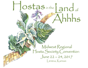 Midwest Regional Hosta Society Convention