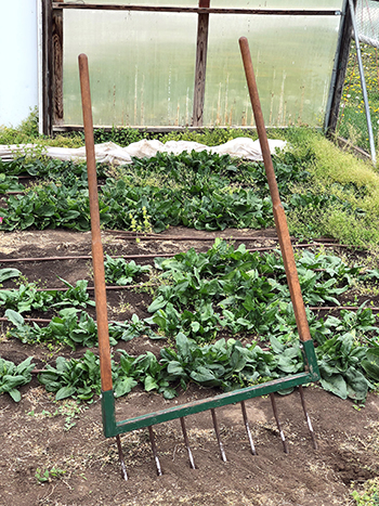 Slow Tools For Small Farms And Home Gardens